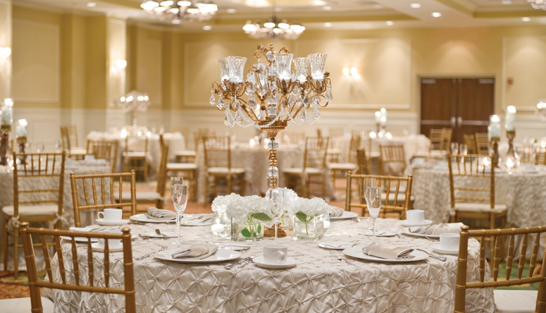 European Crystal Banquet Best Wedding Reception Location