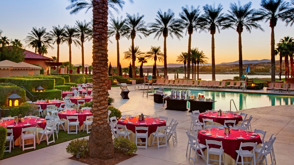 Westin lake las vegas best wedding reception location for Best wedding venues in las vegas