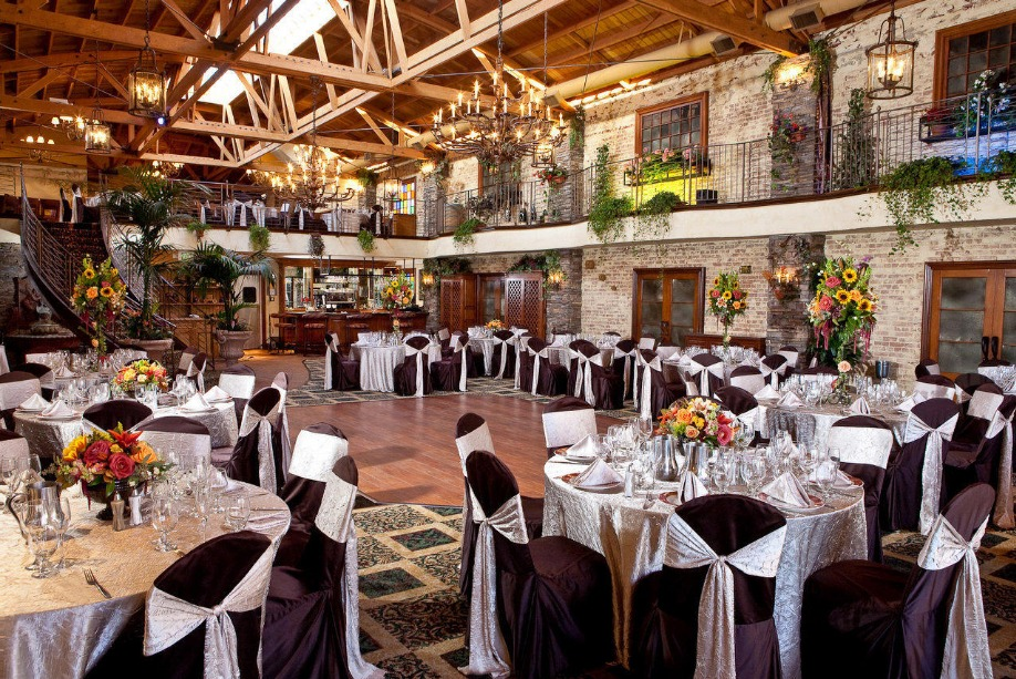 Michaels Tuscany Room Best Wedding Reception Location Venue In