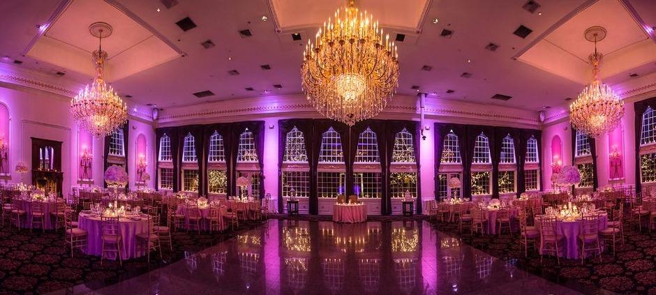 Sal Travis Entertainment The Estate At Florentine Gardens Best Wedding Reception Location