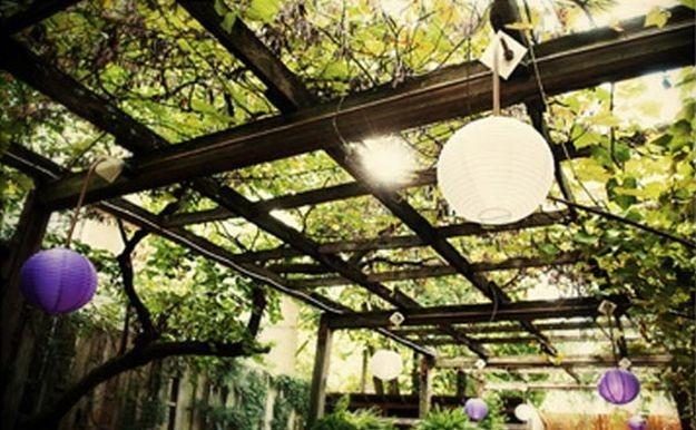 The Garden Room Best Wedding Reception Location Venue In Fayetteville