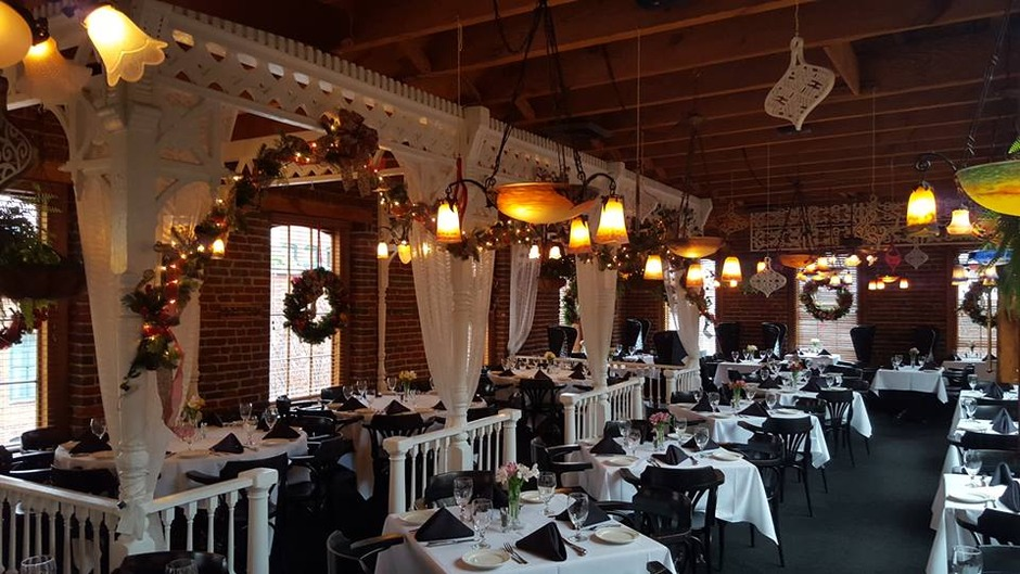 The Tobacco Company Restaurant Best Wedding Reception Location