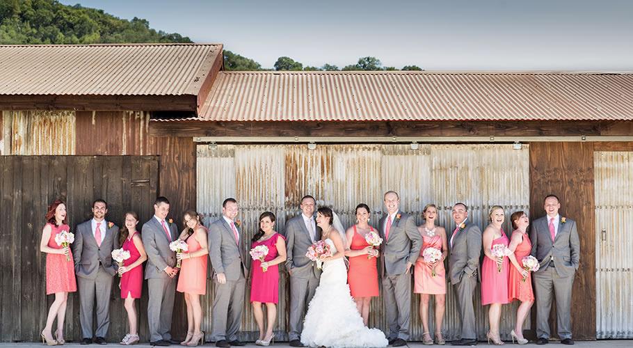 Reception Location Venue & Kirigin Cellars - Best Wedding Reception Location Venue in Gilroy