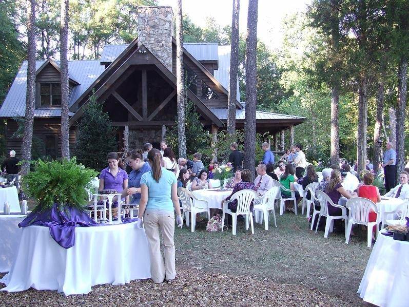 Chattokee Lodge Gaylesville AL Venue Weddingcom