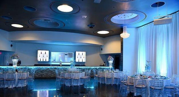 Aqua Reception Hall Best Wedding Reception Location Venue In Miami