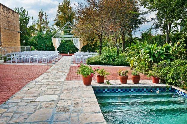 ZaZa Gardens - Best Wedding Reception Location Venue in San Antonio
