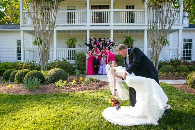 Bradford House And Gardens Best Wedding Reception Location Venue