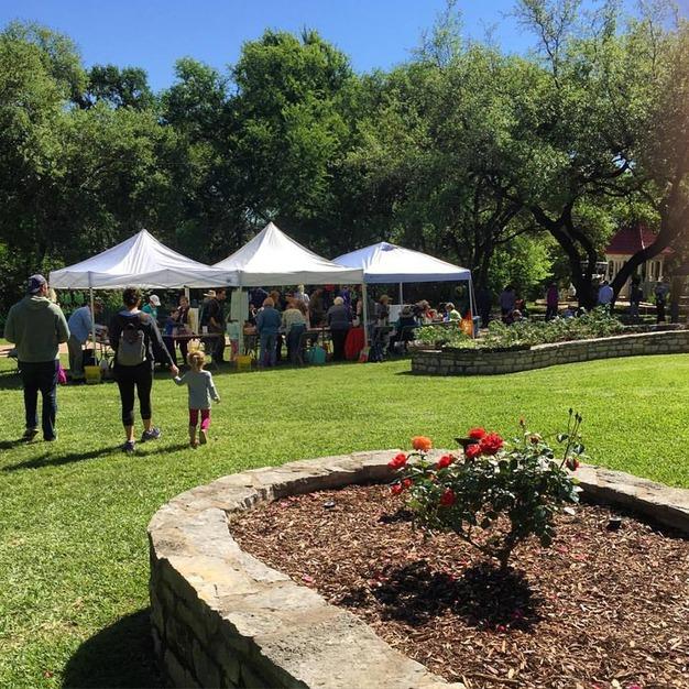 Zilker Botanical Garden Best Wedding Reception Location Venue In